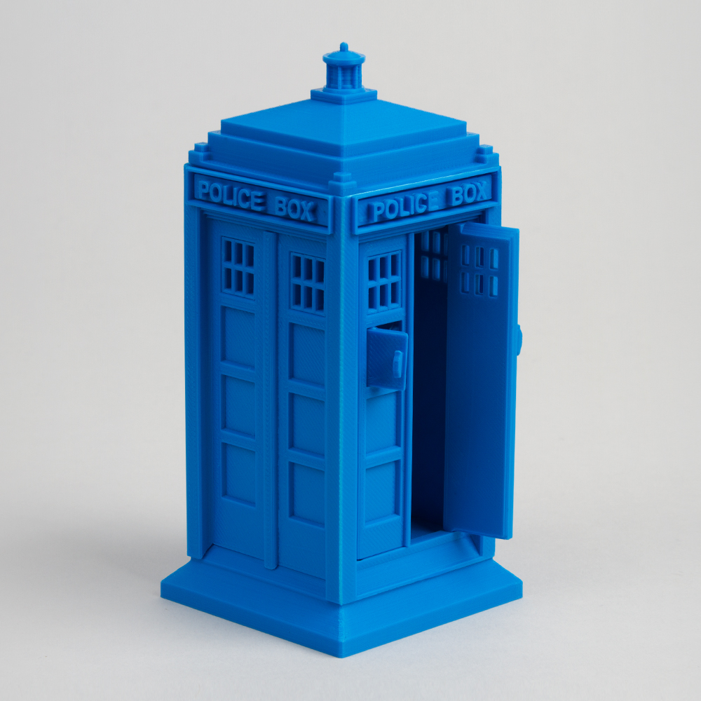 multipurpose chest - Police box