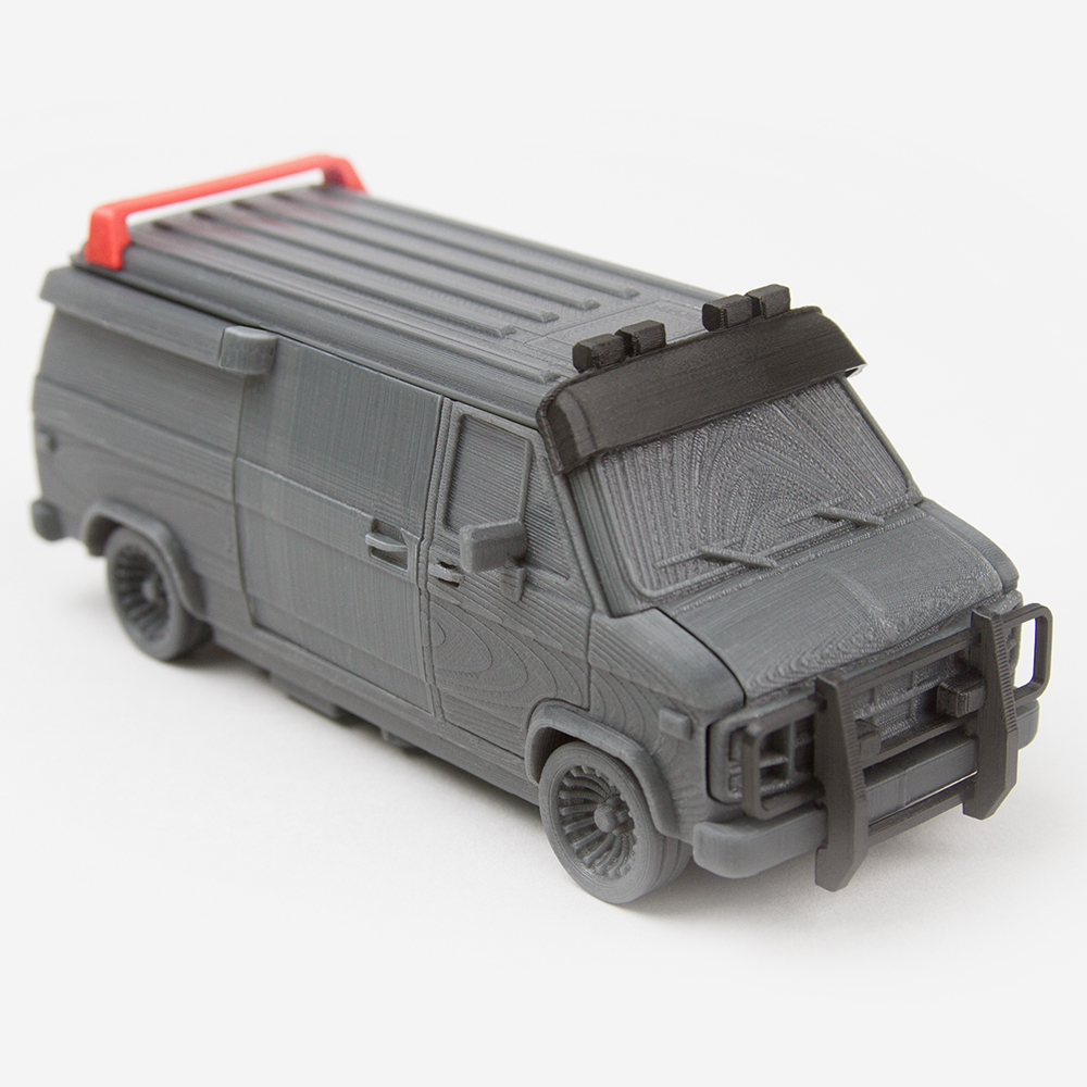 Parts for A-team van