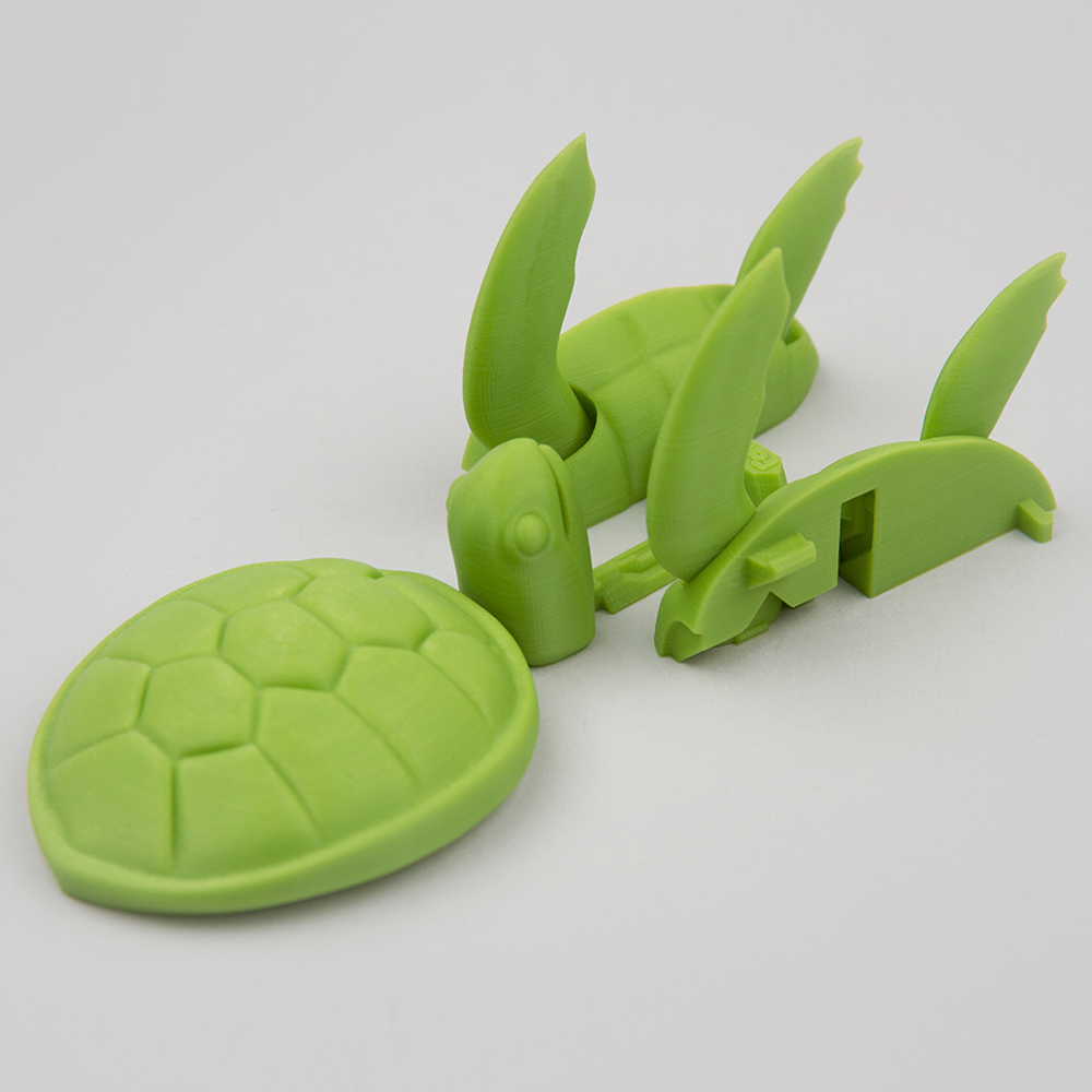 Foldable Sea Turtle