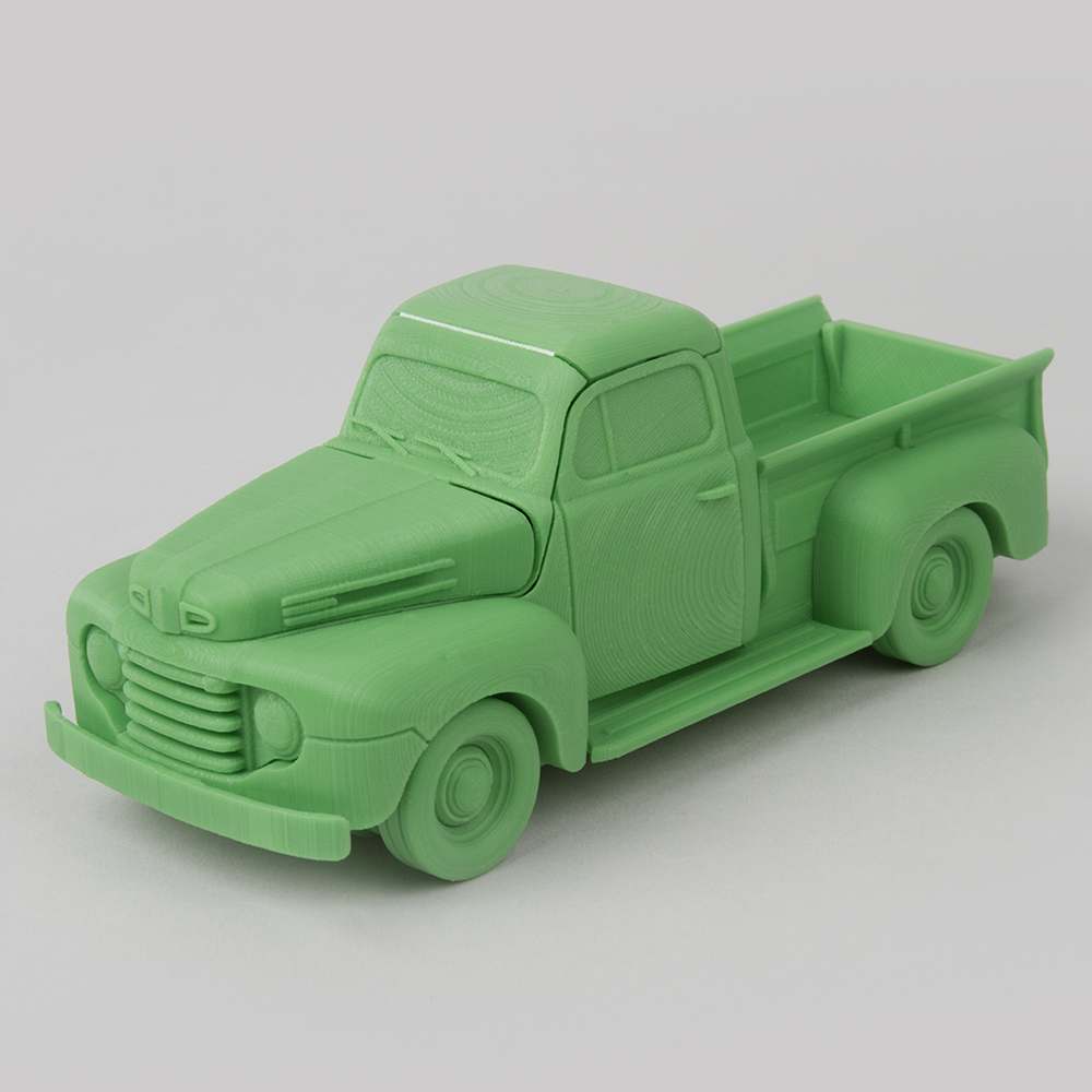 Foldable pickup truck F1